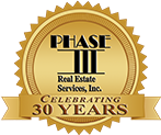 Phase lll Vacation Rentals Logo